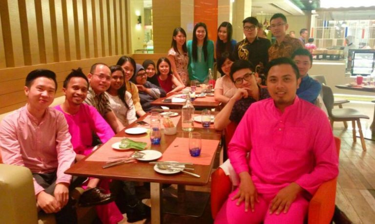 Hari Raya Dinner at Four Points By Sheraton