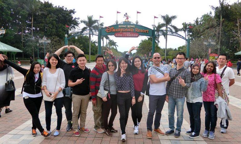 Hongkong Company Trip 2016