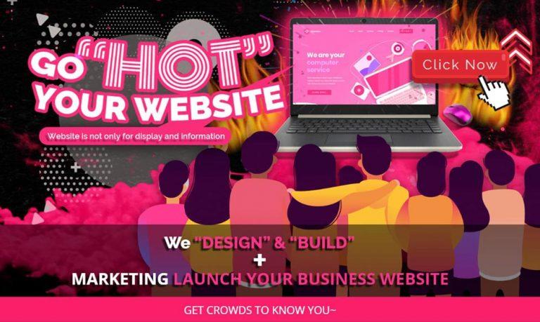 Influencer Marketing Website
