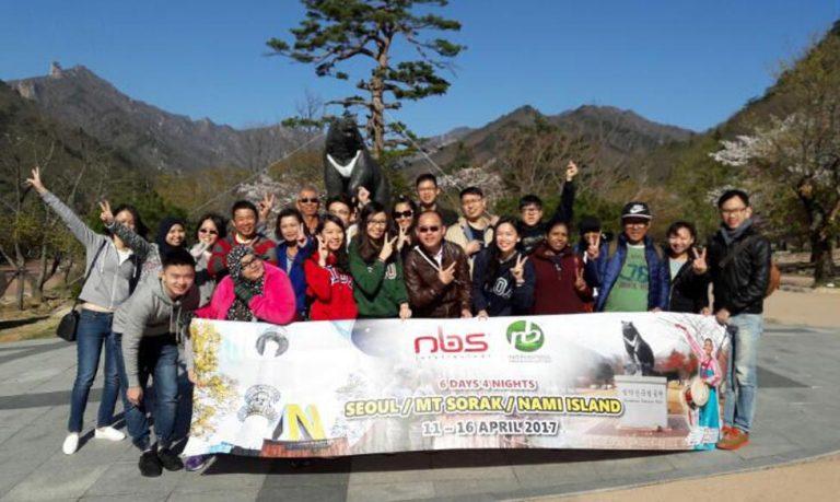 Seoul, Korea Company Trip 2017